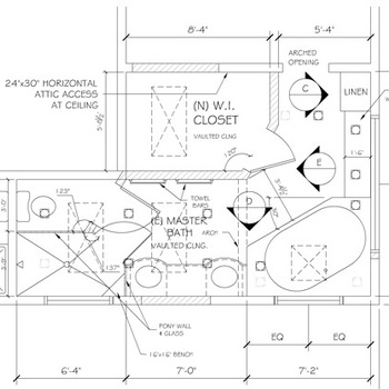 View Plans · Bathrooms